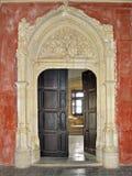 Castelo de Belmonte, Cuenca, Spain Fotos de Stock