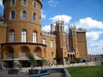 Castelo de Belvoir fotos de stock