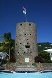 Castelo de Blackbeard fotos de stock royalty free