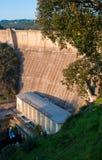 Castelo de Bode Dam Royalty Free Stock Photography
