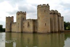 Castelo de Bodiam fotografia de stock royalty free