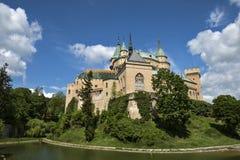 Castelo de Bojnice Imagem de Stock