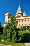 Castelo de Bojnice Fotos de Stock