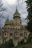 Castelo de Bojnice Fotografia de Stock Royalty Free