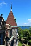 Castelo de Boldt Fotografia de Stock