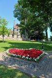 Castelo de Boldt Foto de Stock Royalty Free