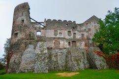 Castelo de Bolkow, Polônia Imagem de Stock