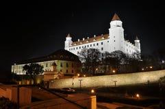 Castelo de Bratislava Foto de Stock Royalty Free