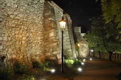 Castelo de Bratislava imagens de stock