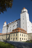 Castelo de Bratislava Imagens de Stock Royalty Free