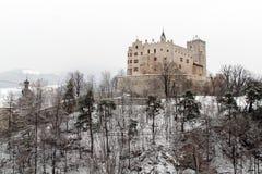 Castelo de Brunico Imagem de Stock