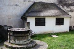 Castelo de Buchlov, CZ Foto de Stock