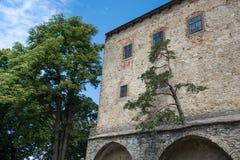 Castelo de Buchlov, CZ Foto de Stock Royalty Free