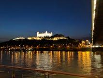 Castelo de Buda foto de stock royalty free