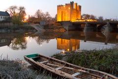 Castelo de Bunratty Imagem de Stock Royalty Free
