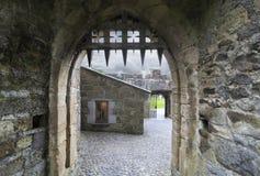 Castelo de Cahir Imagem de Stock