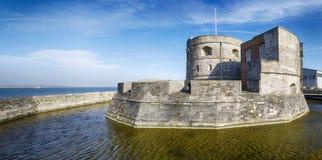 Castelo de Calshot Imagens de Stock