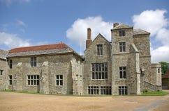 Castelo de Carisbrooke Fotos de Stock Royalty Free