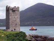 Castelo de Carrickkildavnet Fotografia de Stock