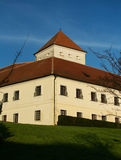 Castelo de Cejkovice Imagens de Stock Royalty Free