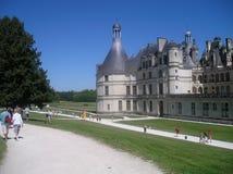 Castelo de Chambord Fotografia de Stock