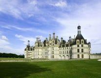 Castelo de Chambord foto de stock royalty free