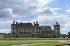 Castelo de Chantilly Imagens de Stock