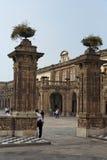 Castelo de Chapultepec imagens de stock