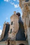Castelo de Chaumont Fotografia de Stock Royalty Free