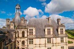 Castelo de Chaumont Fotos de Stock Royalty Free
