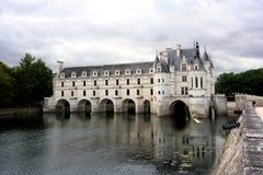 Castelo de Chennonceau Fotografia de Stock