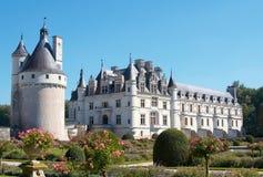 Castelo de Chenonceau Fotografia de Stock