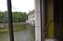 Castelo de Chenonceau, região de Loire, França 27 de junho de 2017 instantâneo foto de stock