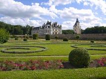 Castelo de Chenonceaux fotografia de stock