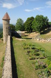 Castelo De Chevreaux Imagens de Stock