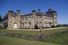 Castelo de Chiddingstone foto de stock
