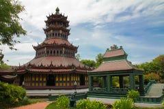 Castelo de China Imagens de Stock