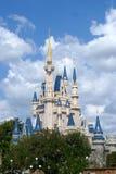 Castelo de Cinderella Fotografia de Stock Royalty Free