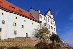 Castelo de Colditz Foto de Stock