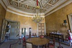 Castelo de Compiegne, Compiegne, Oise, França Fotos de Stock Royalty Free