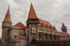 Castelo de Corvin Foto de Stock