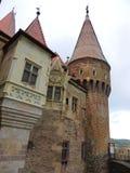 Castelo de Corvin Foto de Stock Royalty Free