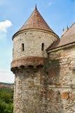 Castelo de Corvins fotografia de stock