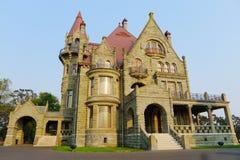 Castelo de Craigdarroch, Victoria, Columbia Britânica fotos de stock royalty free