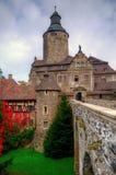 Castelo de Czocha, Polônia Fotografia de Stock