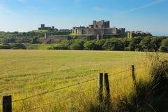 Castelo de Dôvar, Inglaterra fotografia de stock royalty free