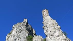 Castelo de Devin Imagens de Stock Royalty Free