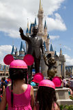Castelo de Disney Foto de Stock Royalty Free