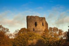 Castelo de Dolbadarn foto de stock