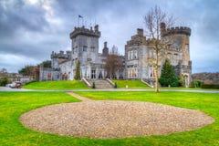 Castelo de Dromoland em Co. Clare Imagens de Stock